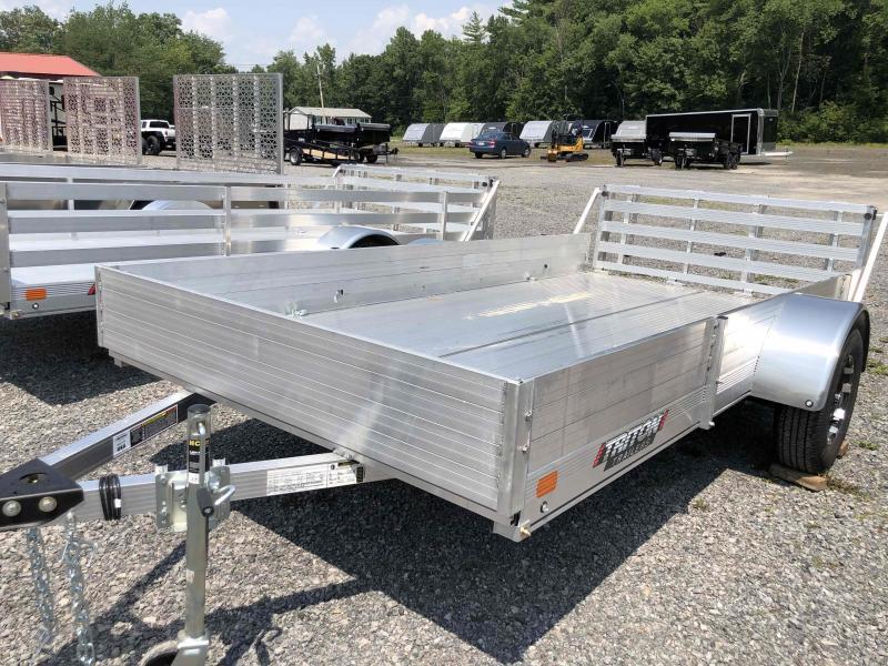 2022 Triton FIT-1272-SA Utility Trailer