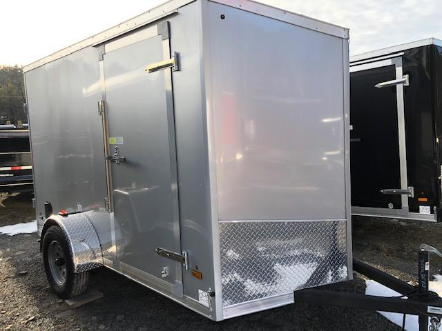 2019 US Cargo ULAFTX610SA Enclosed Cargo Trailer