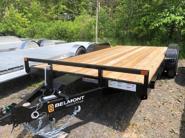 2020 Belmont Machine CH818TA-10K Equipment Trailer