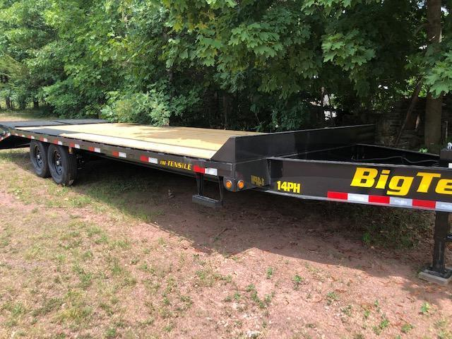 2021 Big Tex Trailers 14PH-20BK+5MR Equipment Trailer