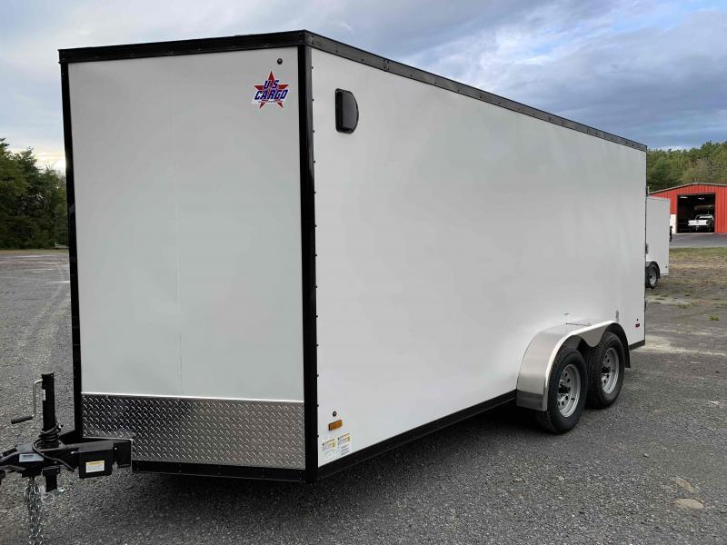2022 US Cargo ULAFTX716TA2 Enclosed Cargo Trailer