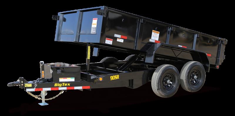 2022 Big Tex Trailers 90SR-12BK7SIR Dump Trailer