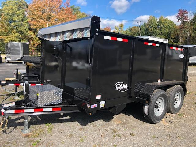 2021 Cam Superline 7 Ton Advantage HD Low Profile Dump Trai