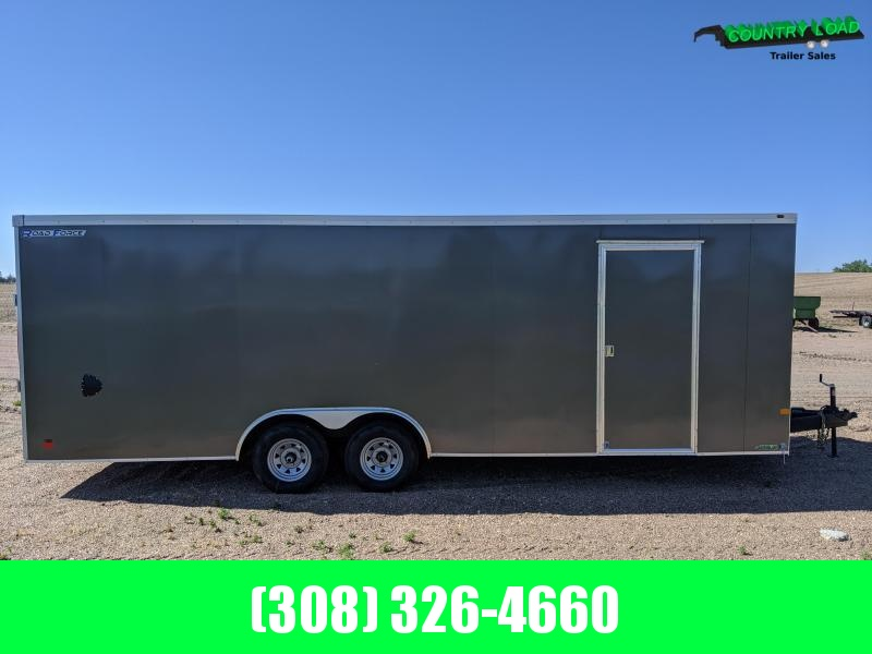 2020 Wells Cargo Road Force 8.5x24 Enclosed Cargo Trailer