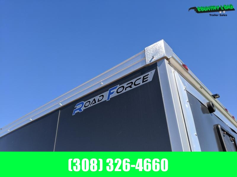 2021 Wells Cargo Road Force 8.5x24 Enclosed Cargo Trailer