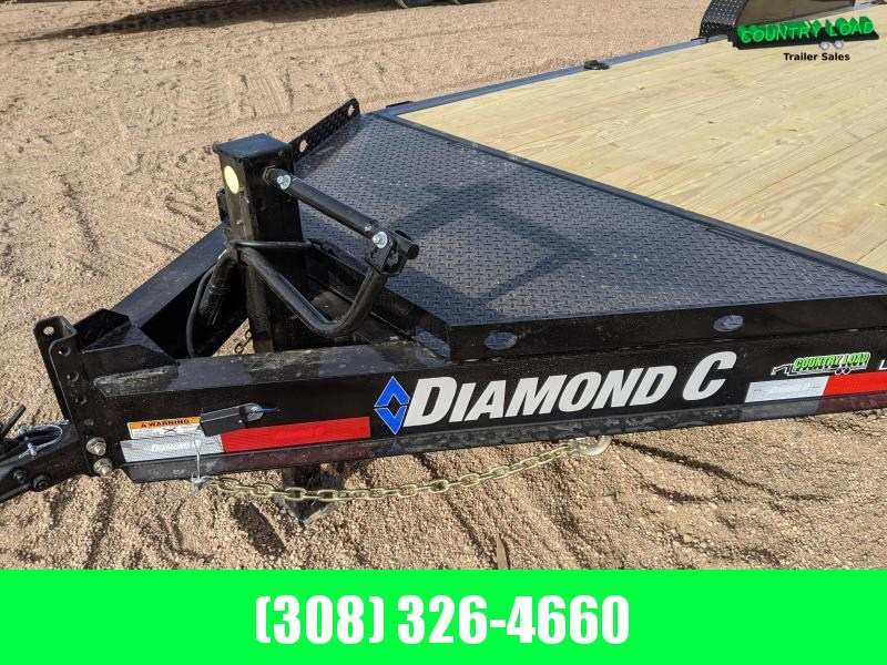 Diamond C LPX 20x82 (Big Toolbox)