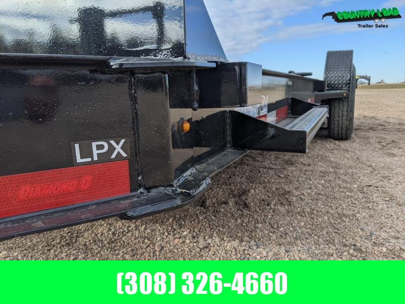 Diamond C LPX 20x82 (Big Toolbox)