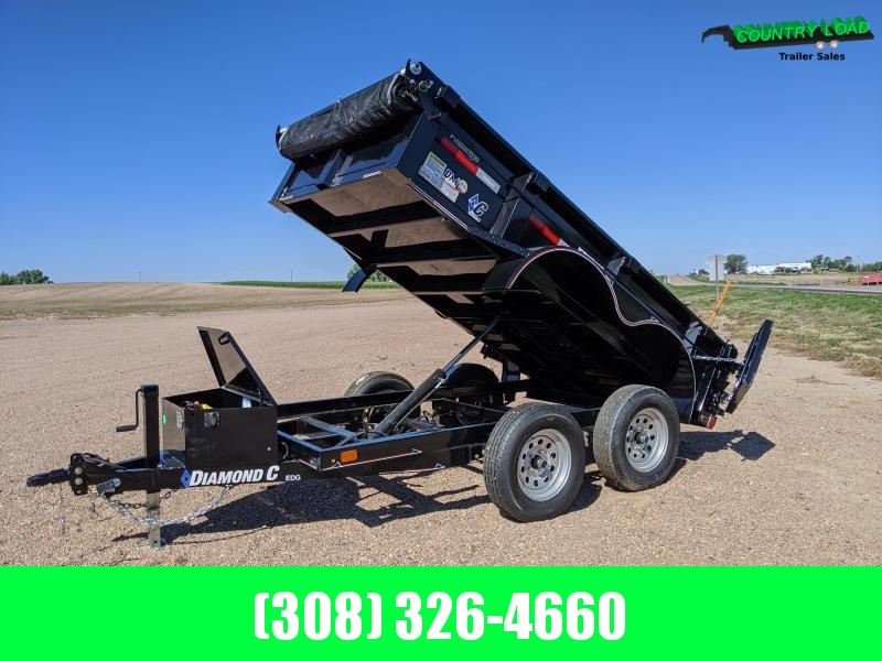 2020 Diamond C EDG 10x60 Dump Trailer