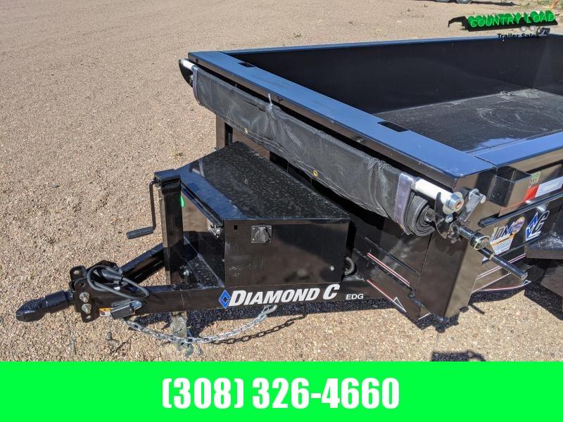 2020 Diamond C EDG 10x60 Dump Trailer