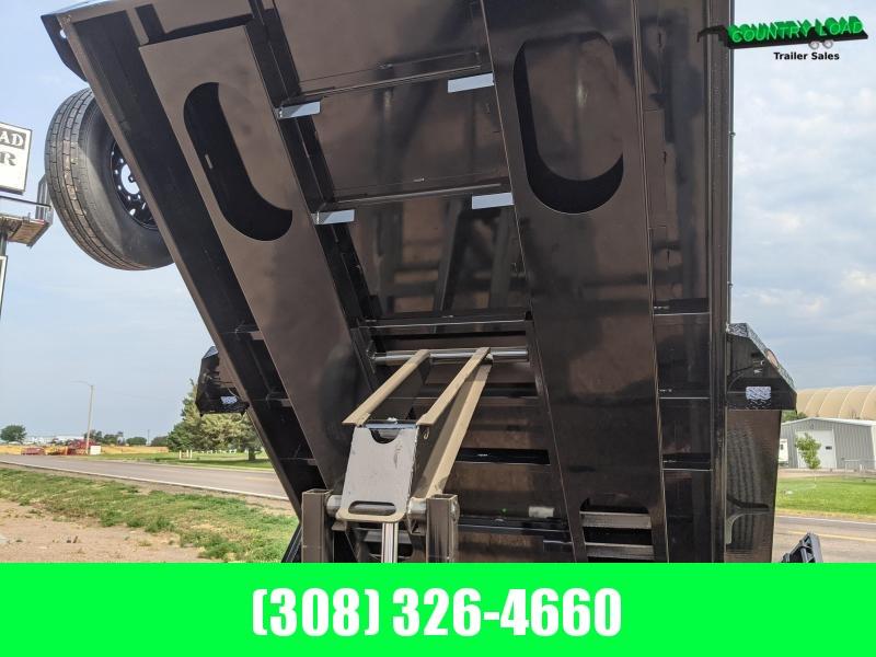 Iron Bull DTB 14x83 Dump Trailer