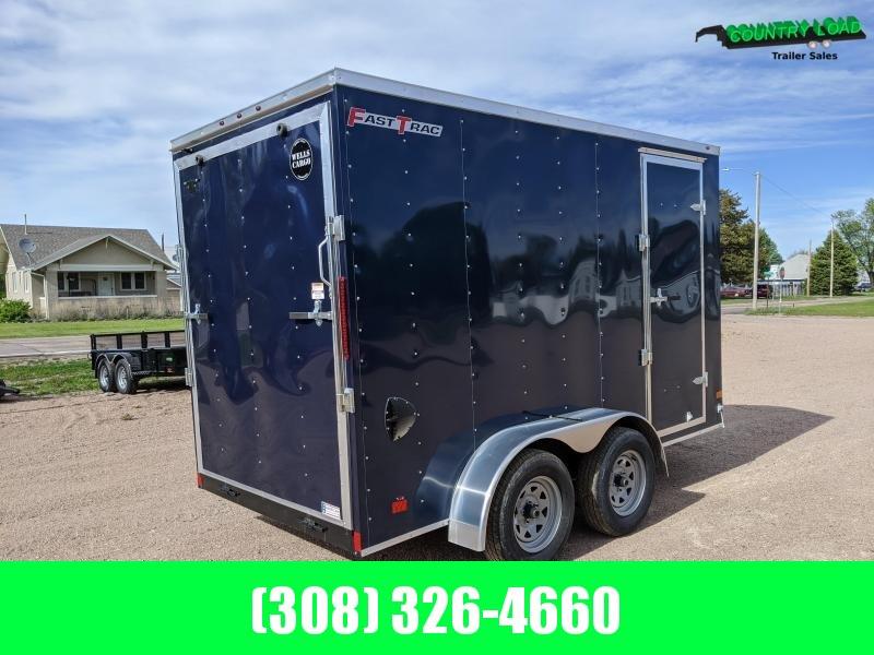 2020 Wells Cargo FT 6x12 Enclosed Trailer Enclosed Cargo Trailer