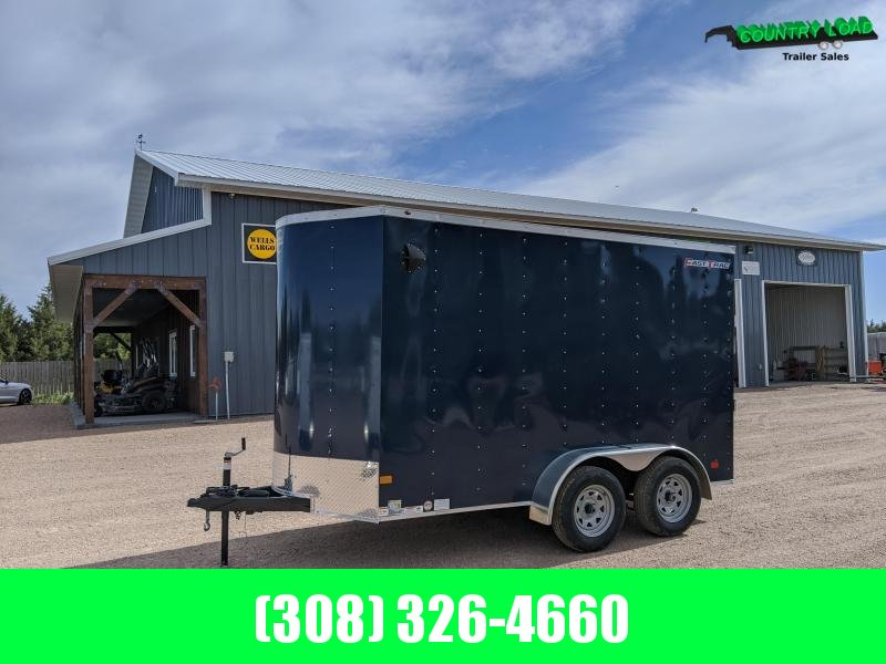 2021 Wells Cargo FT 6x12 Enclosed Trailer Enclosed Cargo Trailer