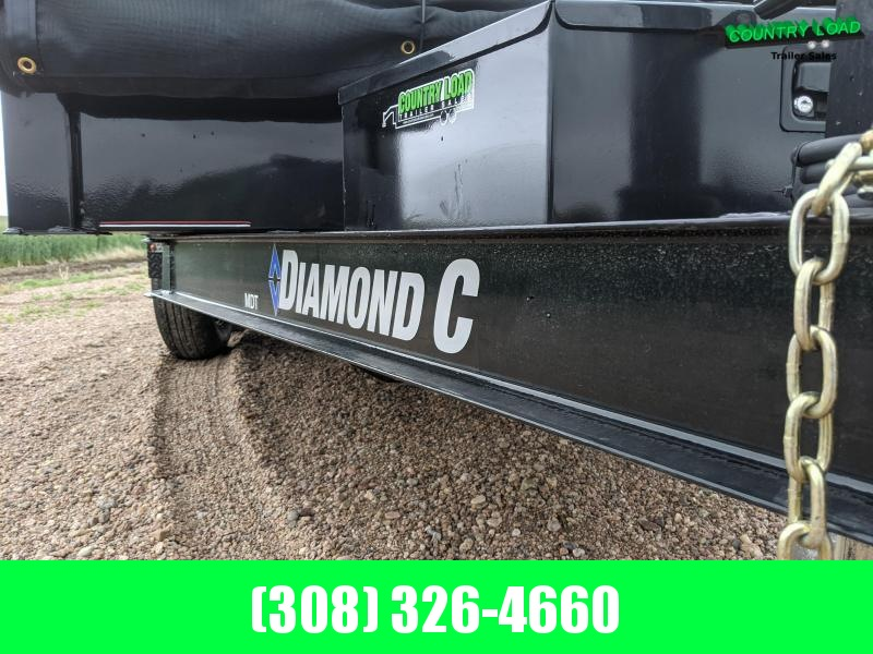Diamond C MDT 12X77 (18'' Sides)