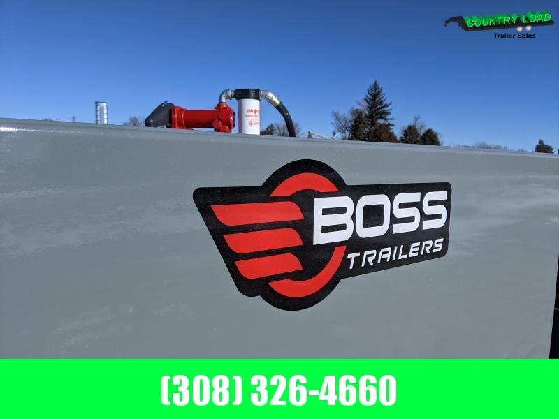 2021 Farm Boss FB590 Fuel Trailer