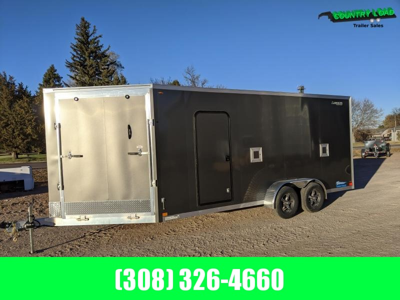 2021 Legend Thunder 7x23 Enclosed Cargo Trailer