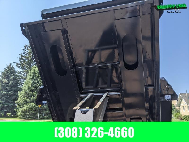 Iron Bull DTB 12x77 Dump Trailer