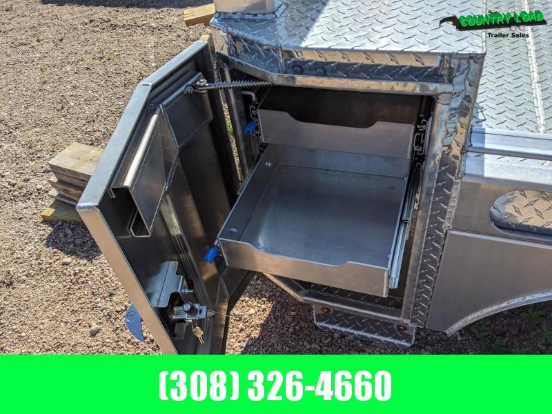 2020 Zimmerman Ranchmaster 84x84 Truck Bed