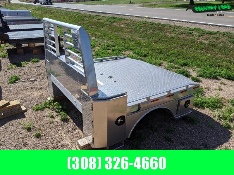 2020 Zimmerman Ranchmaster 84x84 Truck Bed