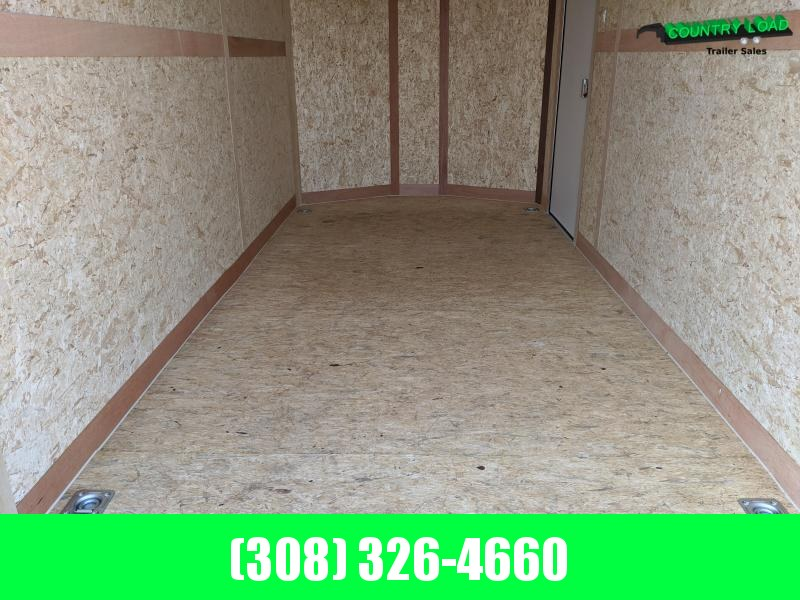 2021 Wells Cargo Road Force Enclosed  Trailer