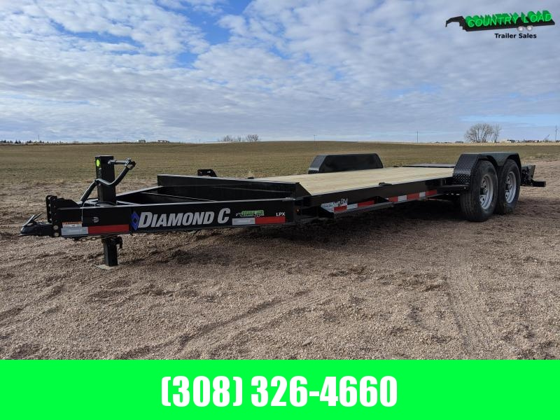 "Diamond C LPX 82"" x 20' (No Toolbox)"