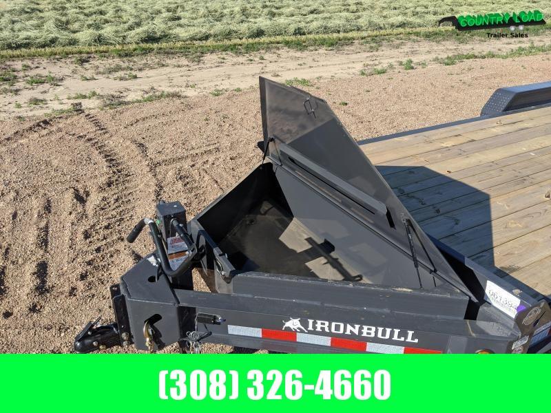 2021 Iron Bull EWB Equipment Trailer