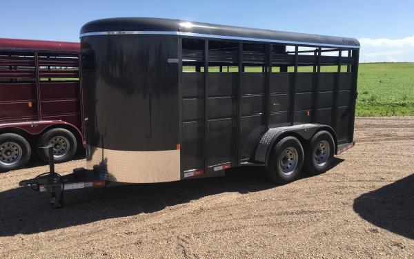 2020 Delta 500 Series 10K Stock Trailer BP