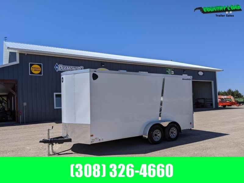 2021 Wells Cargo RF7X162 Enclosed Cargo Trailer