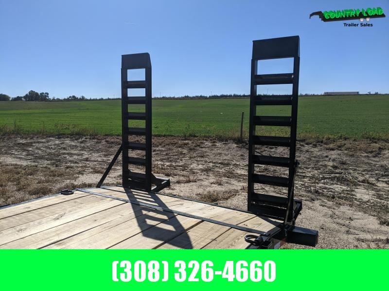 USED 2021 Load Trail Equipment Trailer