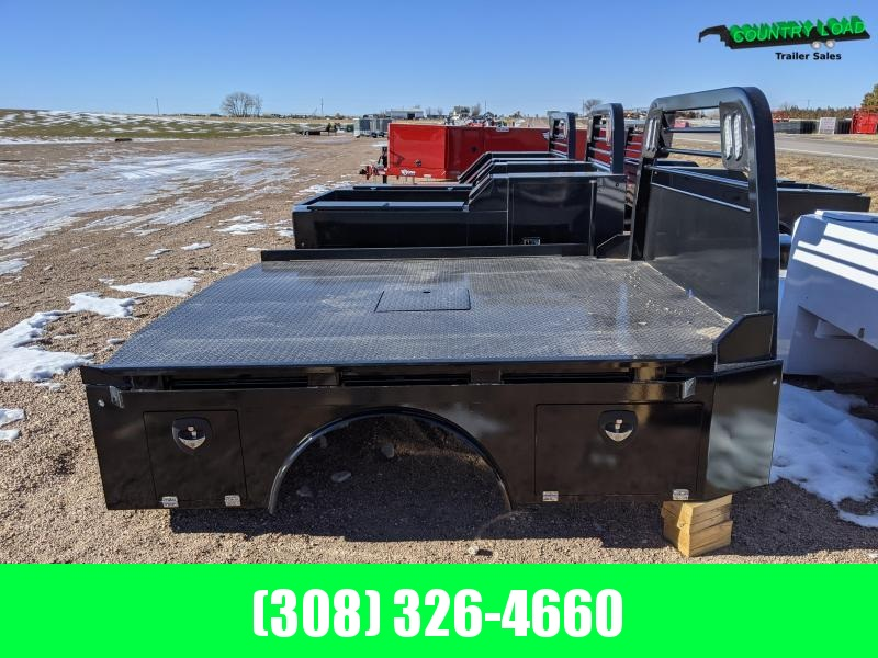 2021 Crownline SKD Truck Bed