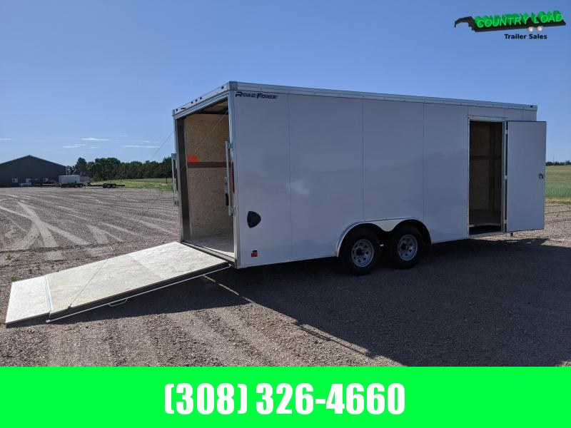 2021 Wells Cargo 8.5x20 Road Force Enclosed Cargo Trailer