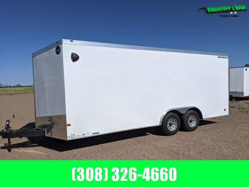 2020 Wells Cargo 8.5x20 Road Force Enclosed Cargo Trailer