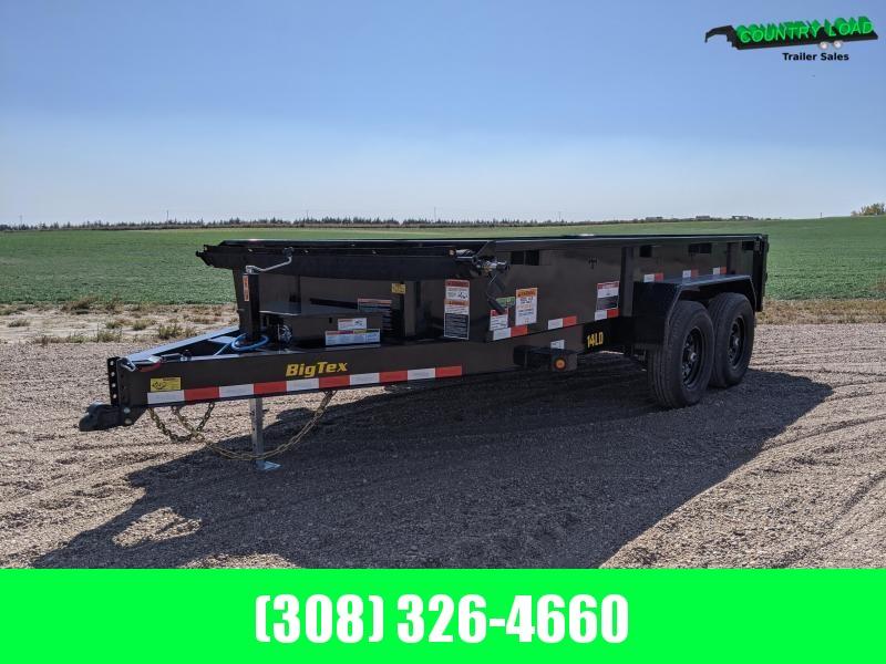 Big Tex 14x83 LD Dump Trailer