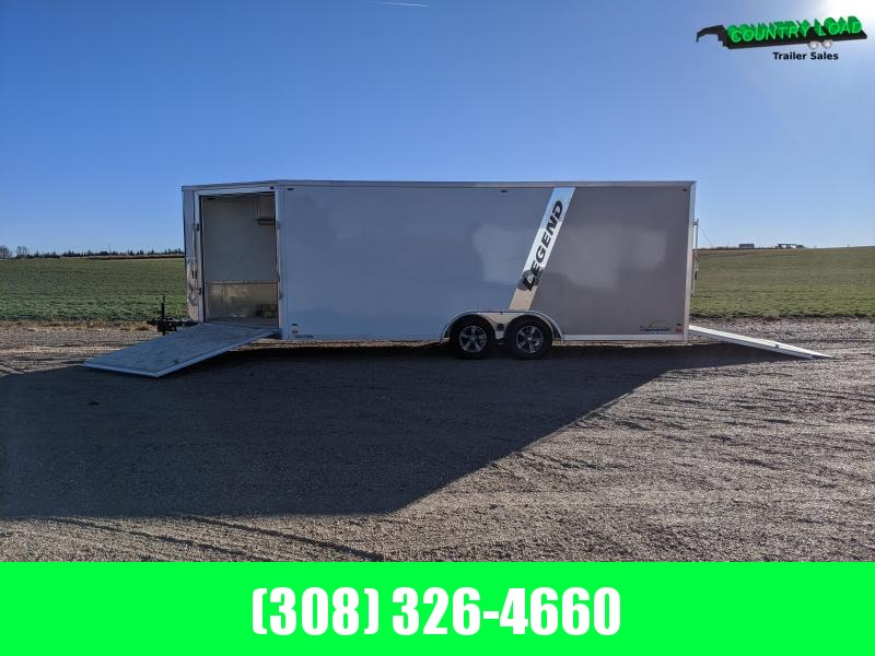 2021 Legend Trailers Trailmaster 8.5x26