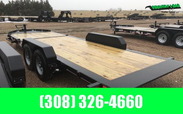 2020 Diamond C HDT 22' Tilt Equipment Trailer