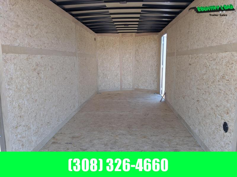 2021 Wells Cargo Road Force 7x16 Enclosed Cargo Trailer