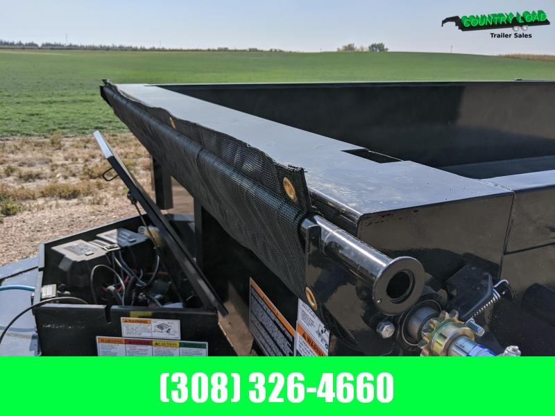 Big Tex LP 14x83 Dump Trailer