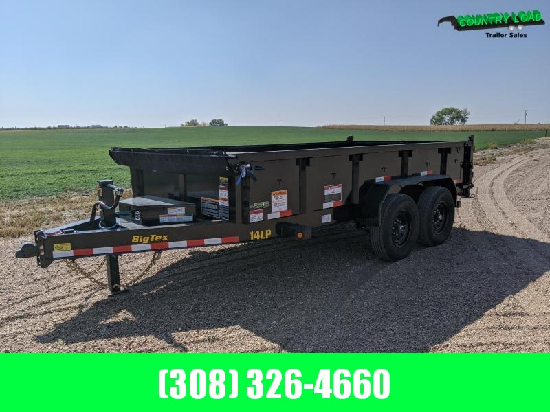 2021 Big Tex LP 14x83 Dump Trailer