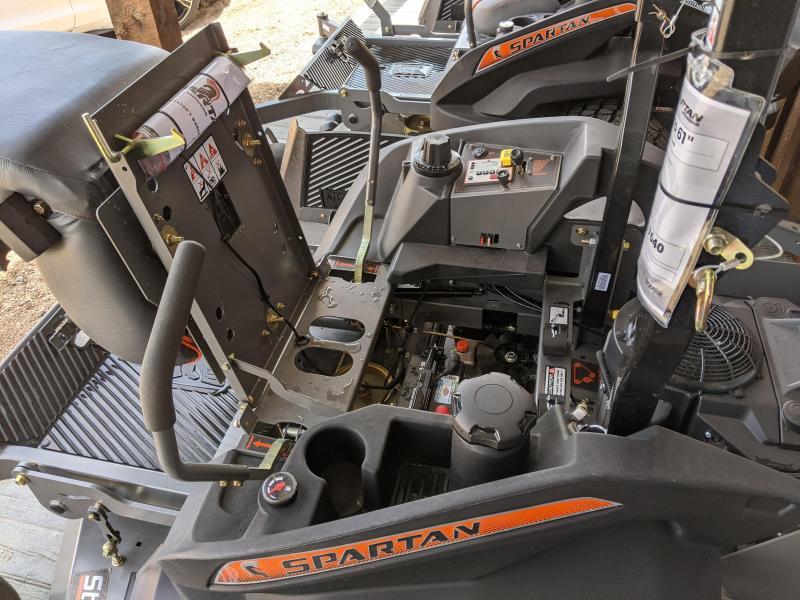 2020 Spartan Mowers RT Pro 61'' Lawn Mowers
