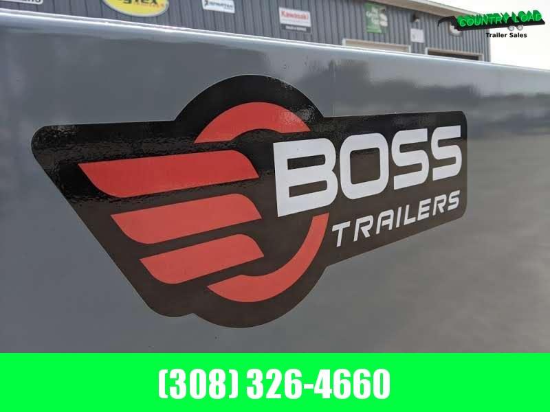 Farm Boss 990 Fuel Trailer