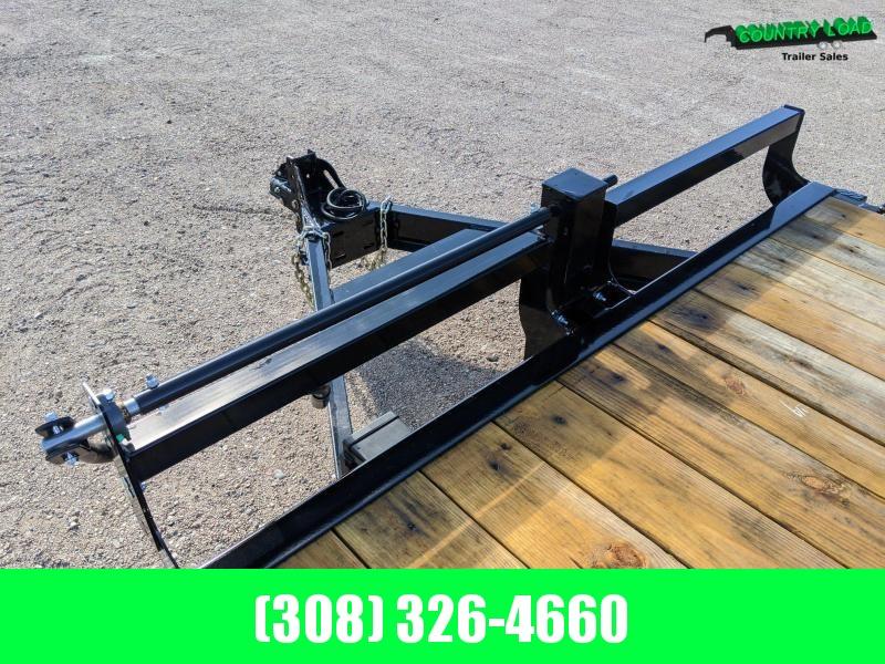 20x83 Iron Bull Equipment Trailer (14000lbs)
