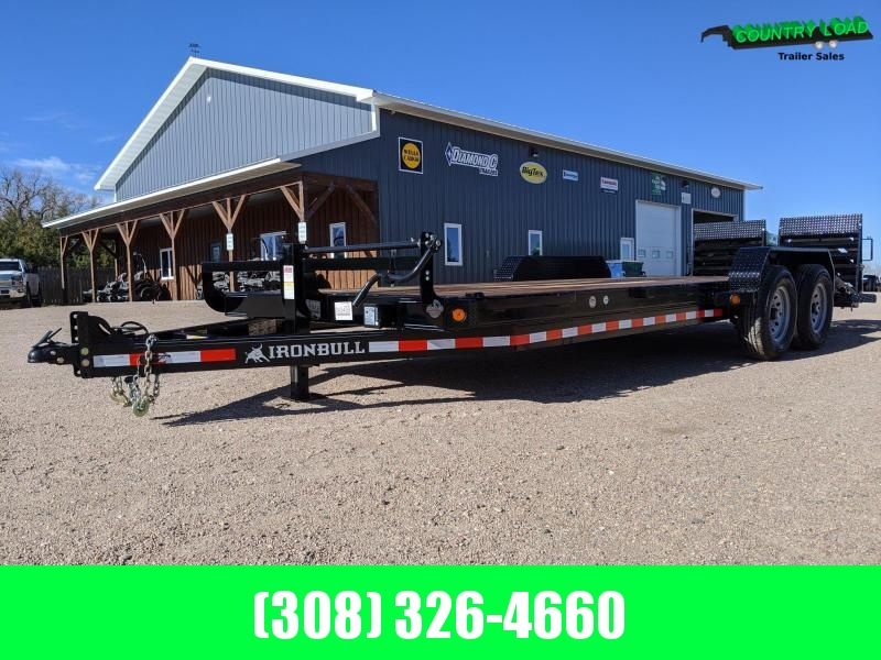 20x82 Iron Bull Equipment Trailer (14000lbs)