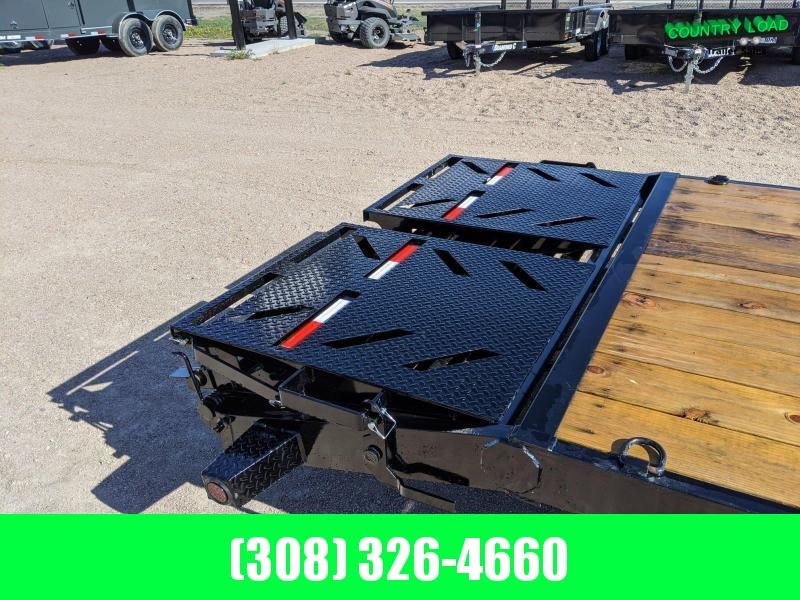 20x82 Iron Bull Equipment Trailer (14000lbs)