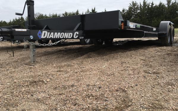 "2020 Diamond C GTF 83"" x 18' Car / Auto Hauler"