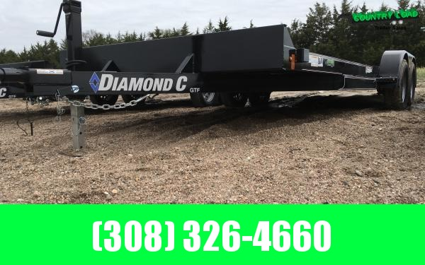 "2020 Diamond C GTF 83"" x 18' Car / Auto Hauler"