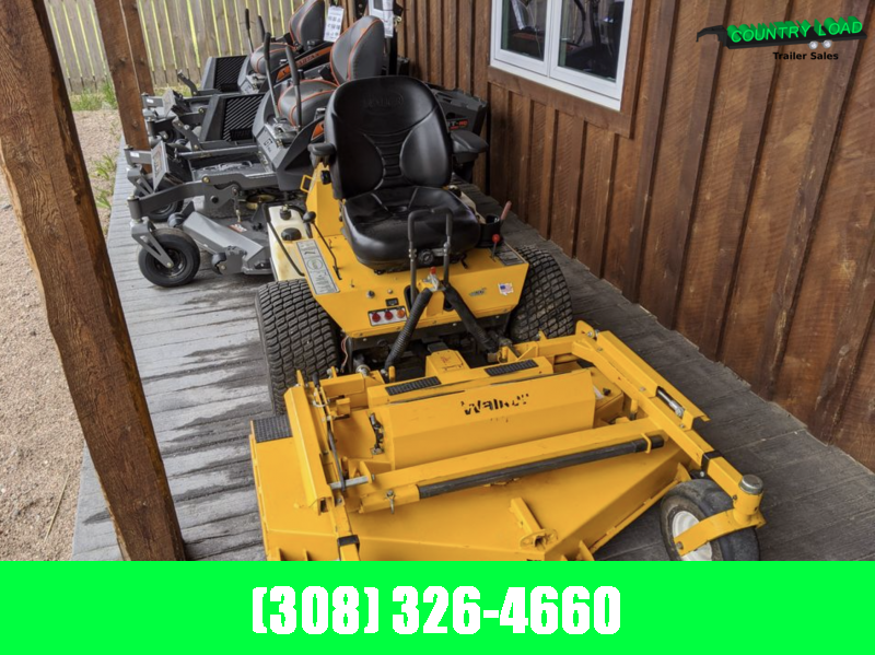 Walker MBS29 Lawn Mower