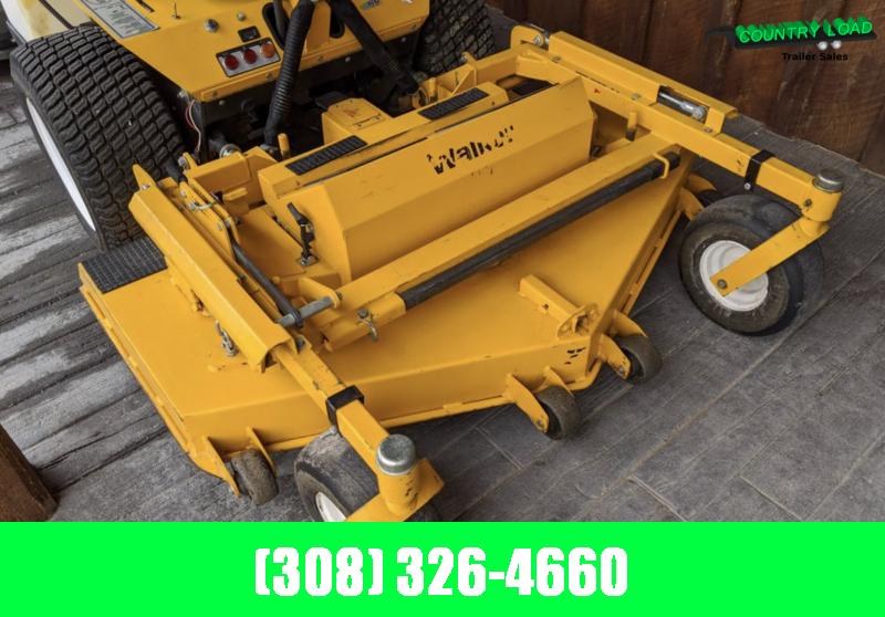Walker MBS29 Lawn Mower