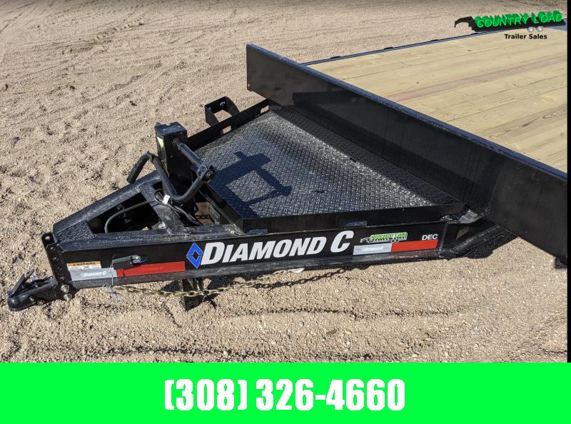 2021 Diamond C 22x102 DEC