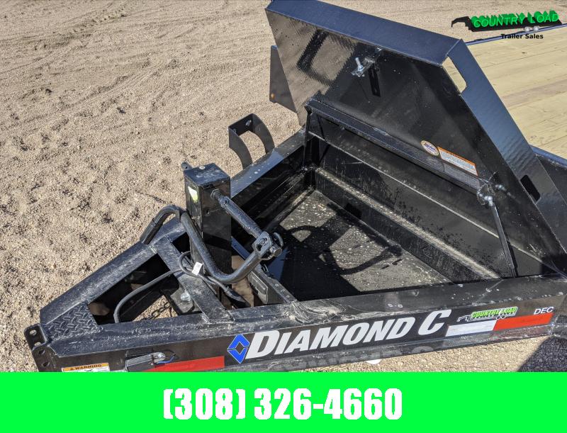 2021 Diamond C DEC Equipment Trailer