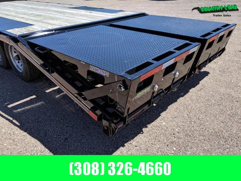 2020 Diamond C Trailers DEC 24x102 Equipment Trailer
