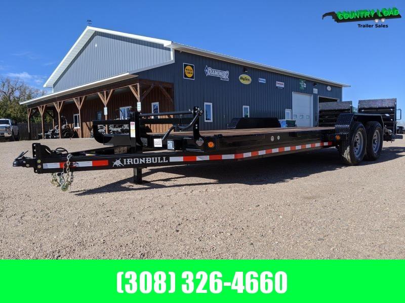 22x83 Iron Bull Equipment Trailer (14000lbs)